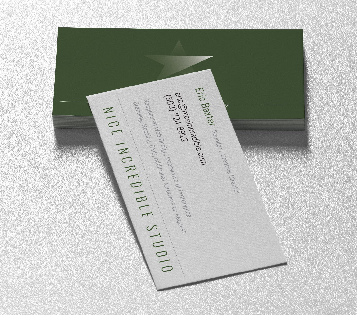 NIS Business Card